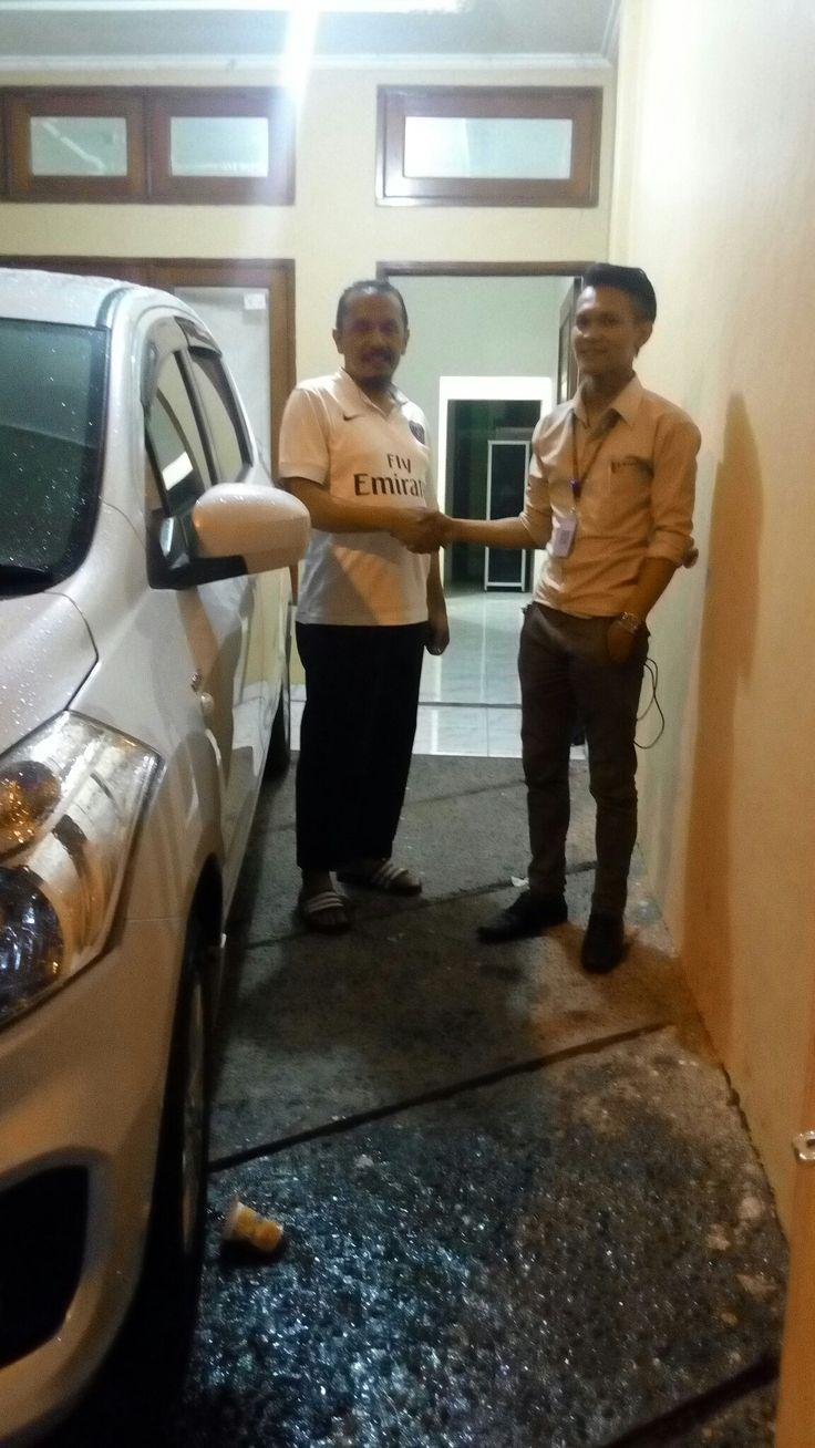 delivery ertiga gl manual uda ahmad. selamat..!!!