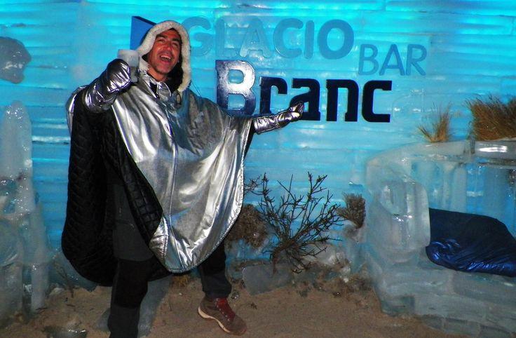 glacio bar , El Calafate , Argentina