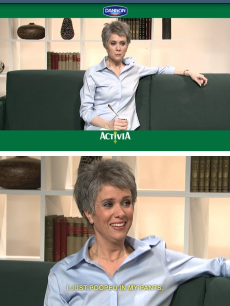 Activia: Truth in spoof advertising confirmed, reclaimed ...