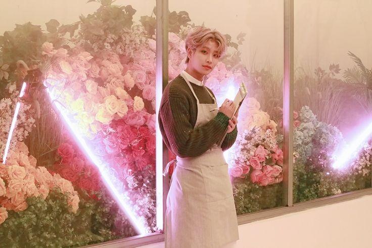 190116] ASTRO- All Night MV Behind Photo Melon #ASTRO