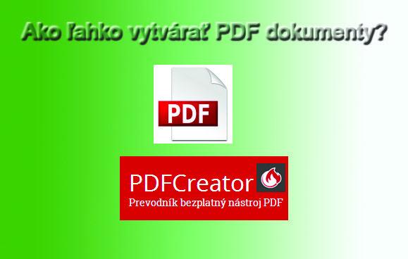 Dokumenty vo formáte PDF sú veľmi rozšírené a stretávame sa s nimi prakticky denne. Sú v nich uložené texty, obrázky, tabuľky, ale aj elektronické knihy. Chcete tiež vedieť vytvárať profesionálne vyzerajúce PDF dokumenty?  Poradím vám, ako na to.
