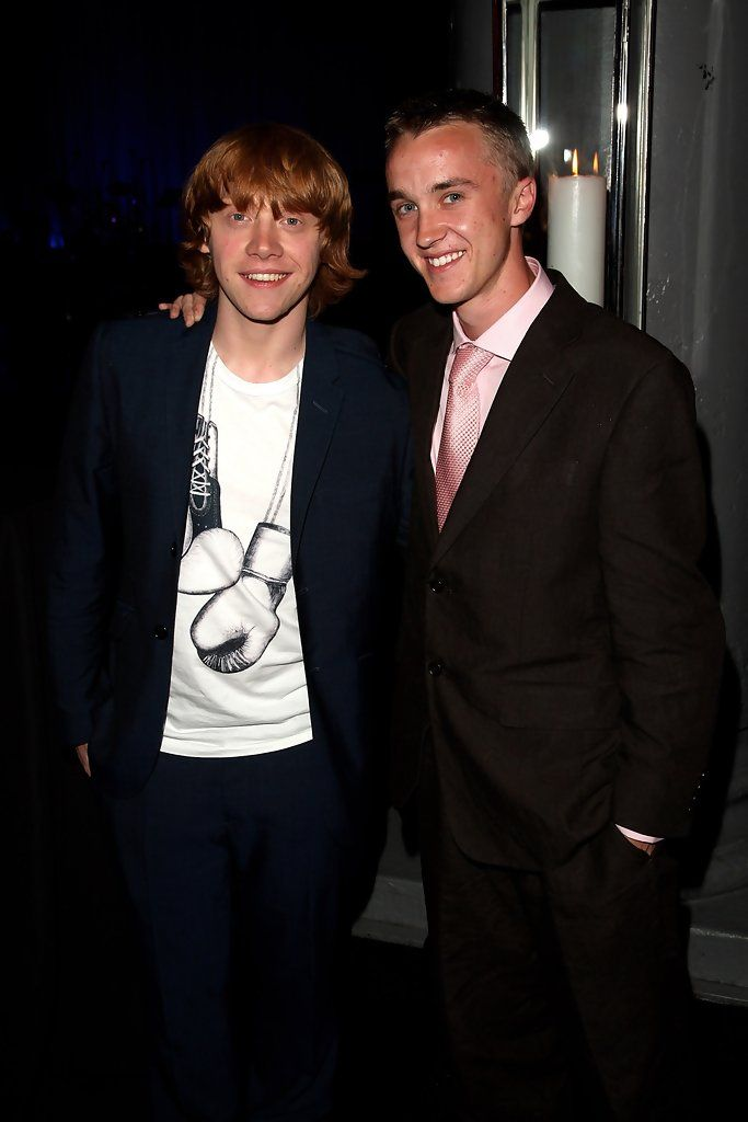 Tom Felton - Harry Potter And The Order Of The Phoenix - After Party