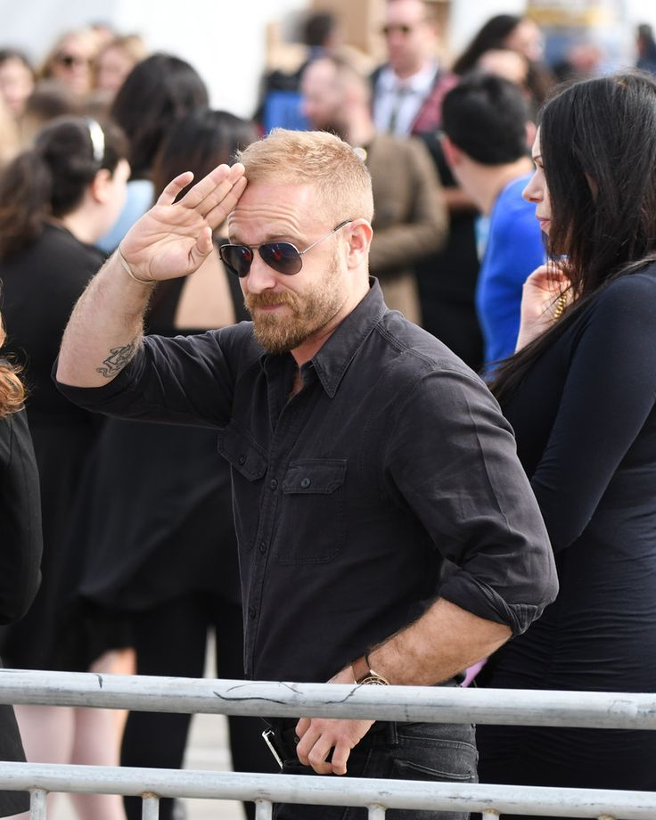 Ben Foster Photos - Ben Foster and Laura Prepon are seen at the Spirit Awards on February 25, 2017. - Laura Prepon and Ben Foster Attend the Spirit Awards