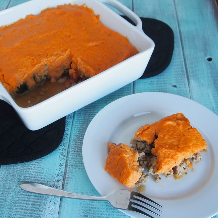 Enjoy this lightened up version of Healthy Shepherd's Pie for a filling meal with tons of flavor and loaded with nutrients.