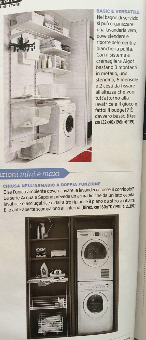 Organizzazione lavanderia