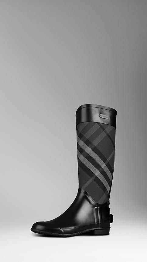 I will own these Burberry ring boots one day!
