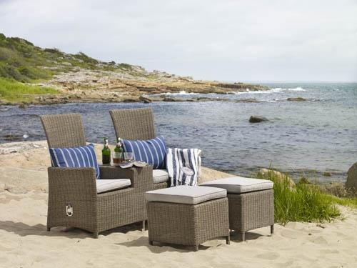 Ninja Du – Populär möbel som nu finns även i konstrotting. Utemöbler, trädgårdsmöbler, Outdoor furniture.