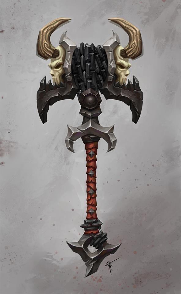 Christopher Hayes | Craze | https://www.facebook.com/christopherhayescraze | world of warcraft wow warlords of draenor