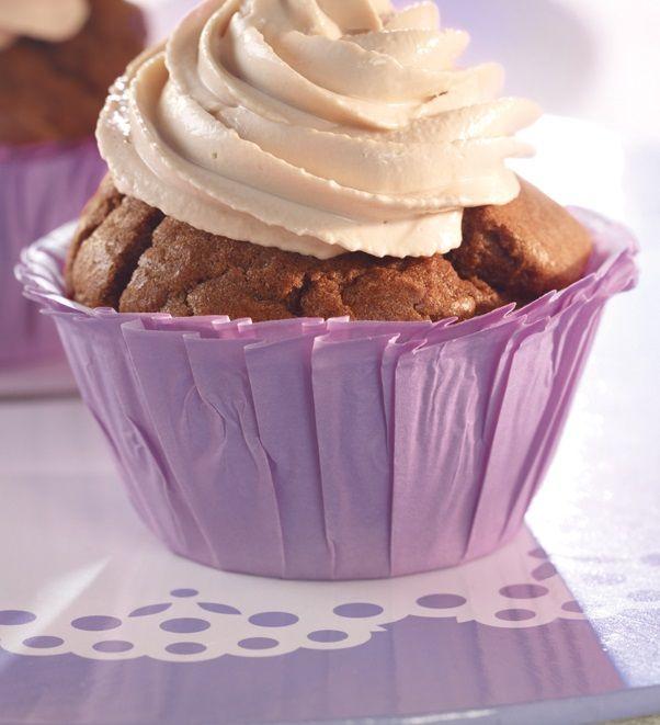 Schoko-Karamell-Cupcakes | Weight Watchers