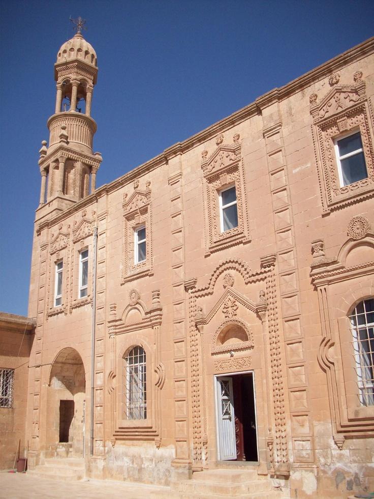 Mor Şarbel Kilisesi, Midyat- Turkiye - Syriac Church