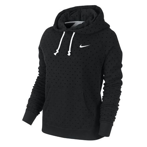 Nike Women's Rally Allover Dot PO Hoodie GO ON SALE. $49.99