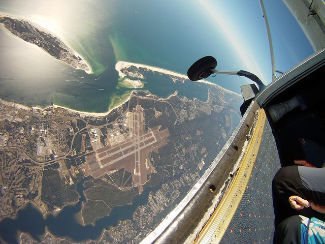 Skydiving in Florida Panhandle   Recent Photos The Commons Getty Collection Galleries World Map App ...