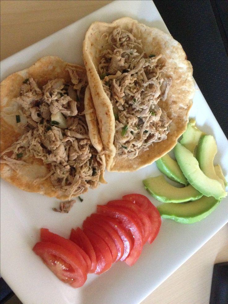 Paleo Pork Tacos