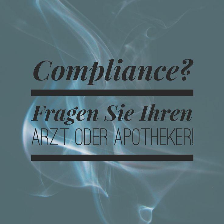 Compliance - nicht nur in der Medizin! Die Medizin beschäftigt sich seit mehr als 2000 Jahren mit Compliance-Themen. Welche Tipps ergeben sich für die Corporate Compliance?