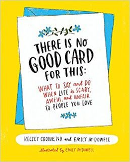 Canadian Bookworm: There Is No Good Card For This