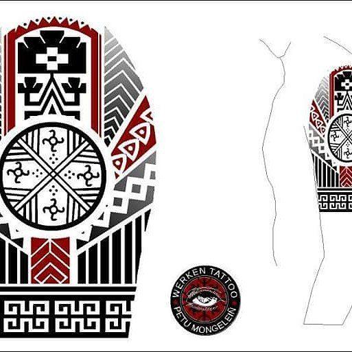 Mapuche iconography