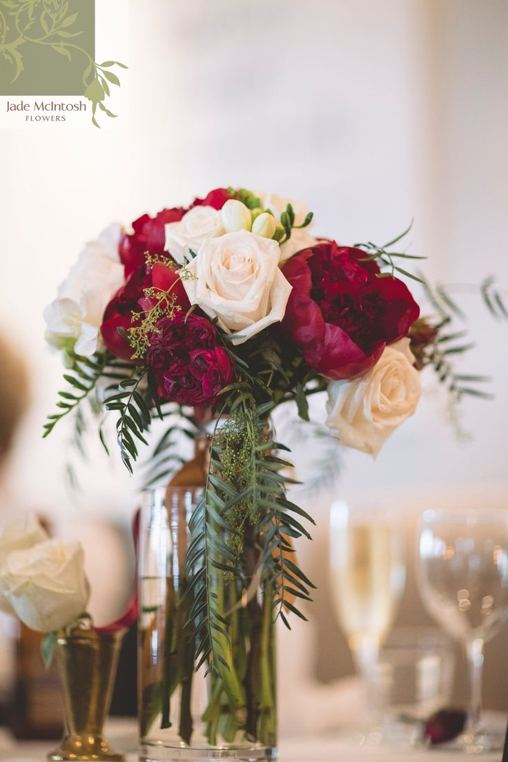 Rebecca and Nathan: Raspberry Beret. See more at https://www.jademcintoshflowers.com.au/wedding/rebecca-and-nathan/