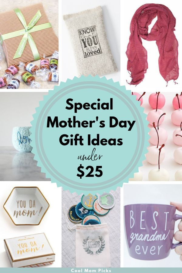 28 Special Mother S Day Gifts Under 25 Cool Mom Picks Mother