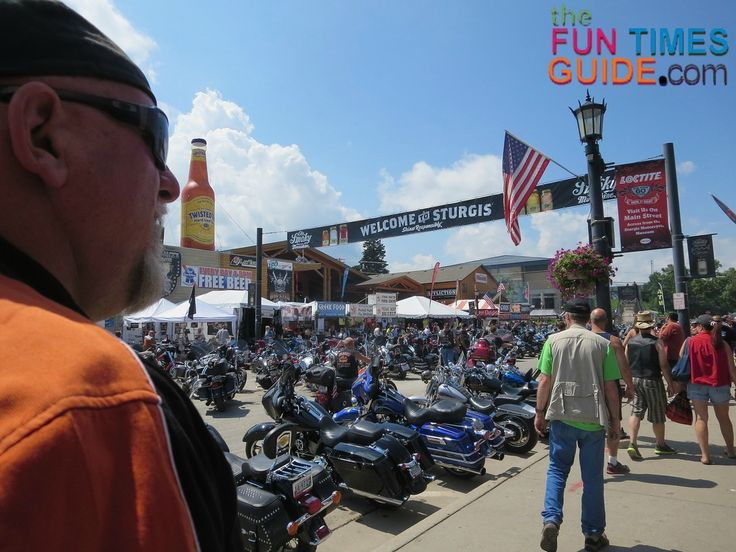 The first time I went to the Sturgis Motorcycle Rally, I didn't know what to expect. Here are the things you must see, must do & must put on the bucket list