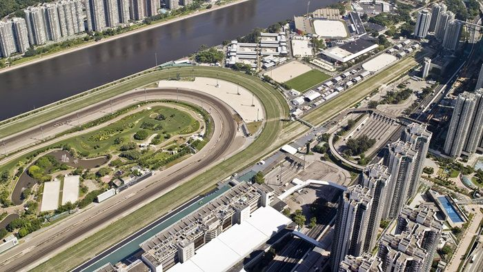 Civil engineering 2008 Olympic Equestrian Event Venues Hong Kong