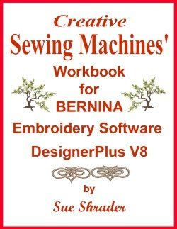Bernina embroidery software 8 videos