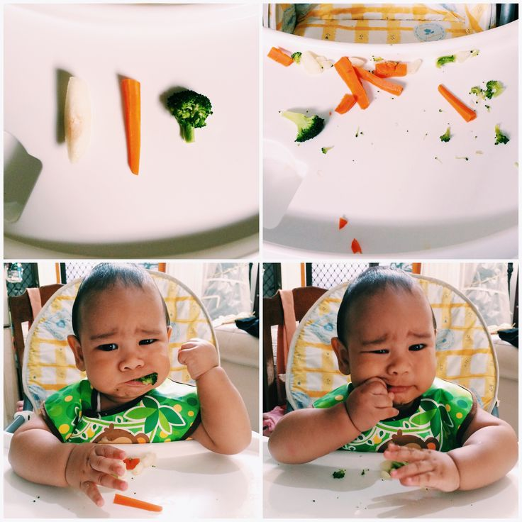 Day 1 #BLW #Babyledweaning