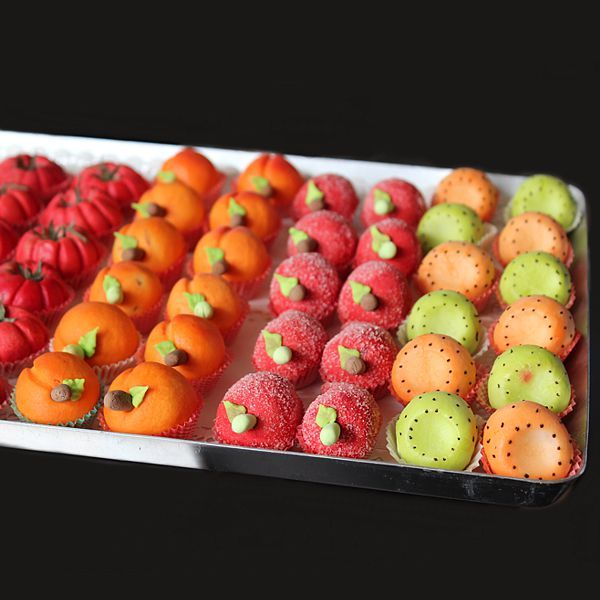 Fruttini, dolci tipici sardi. Sardinian Store http://www.sardinianstore.com/product/81748/fruttini-dolci-tipici-sardi-500-g