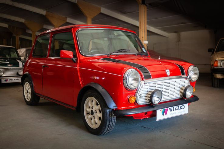 1992 Mini 'Italian Job' Special Edition For Sale Car And