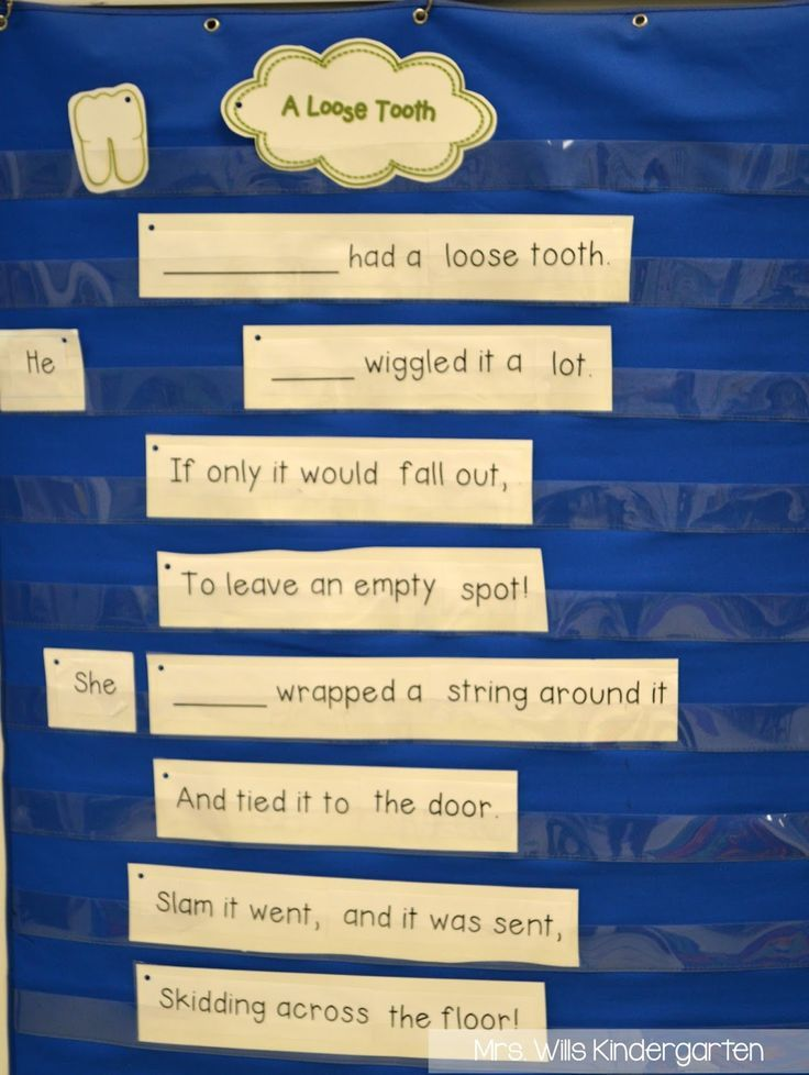 Kindergarten Lesson Plans ~ Dental Health week lesson plans are here.  These are a few of my favorites!