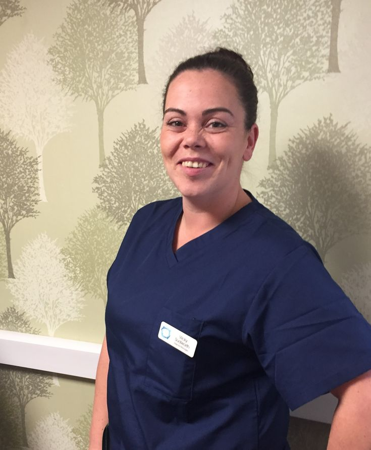 Vicky helps to take care home into new era at Birch Green Care Home - Springhill Care Group Lancashire