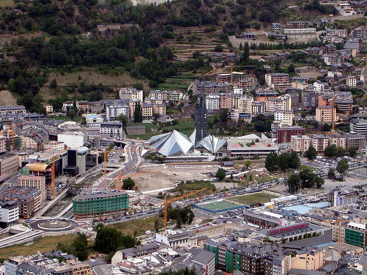 Escaldes-Engordany ◆Andorra - Wikipedia http://en.wikipedia.org/wiki/Andorra #Andorra #Escaldes_Engordany