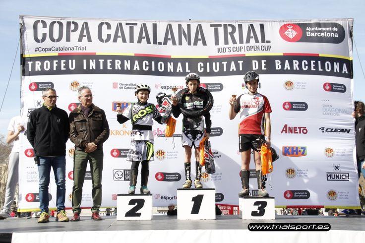 Copa Catalana Trial 2017 - Barcelona