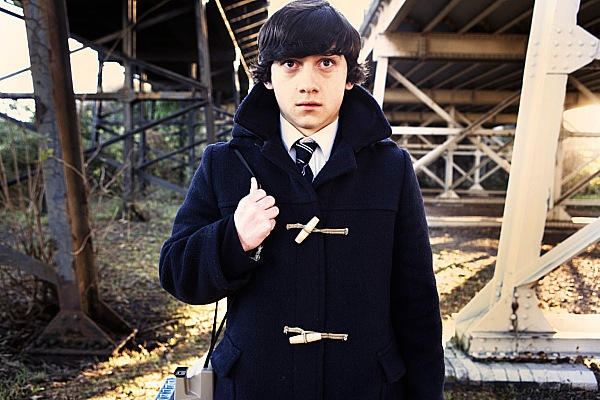Craig Roberts as Oliver Tate in Submarine (2010)