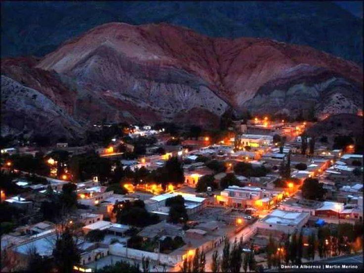 purmamarca de noche | Jujuy