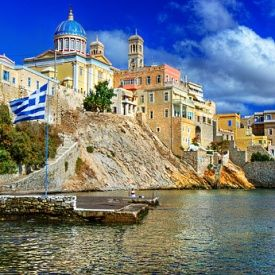 Ermoupolis (Syros), Greece -