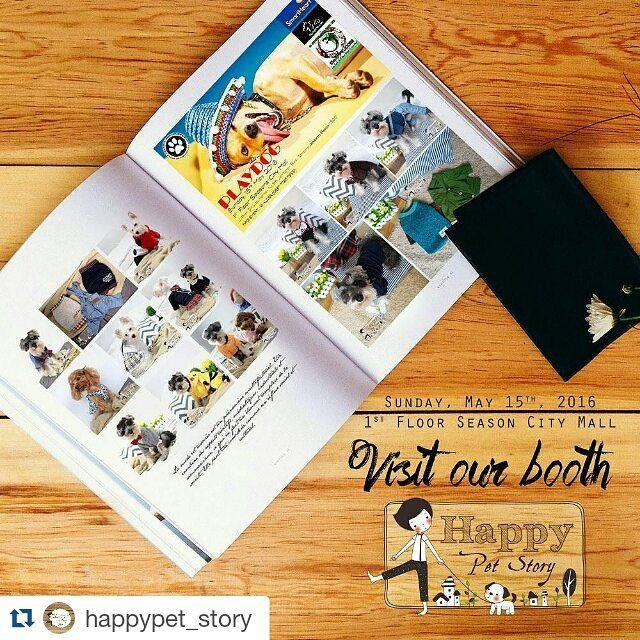 #Repost @happypet_story  Visit our booth  Sunday May 15th 2016 At First Floor Season City Mall #dog #dogs #dogstagram #instadog #dogsofinstagram #dogslover #doglovers #dogs_of_instagram #ilovedog #ilovemydog #notodogmeat #dogsarefamily #dogsarenotfood #instapuppy #instapuppies #anjing #lovedogs #adoptdontbuy #adoptdontshop #stopdogmeattrade #mongrel #picstagram #picoftheday #jakartadoglovers #event #dogsevent #playdog #dogshirt #dogcostume by walder_t #lacyandpaws
