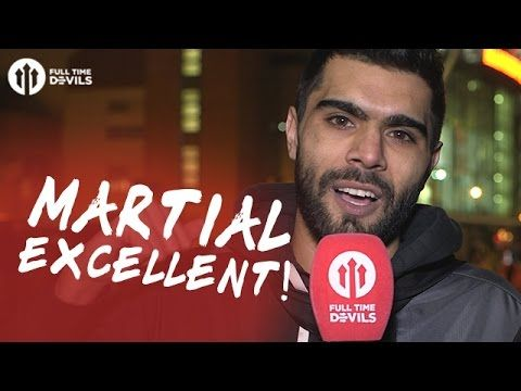 Anthony Martial Excellent!   Manchester United 4-0 Wigan Athletic   REVIEW