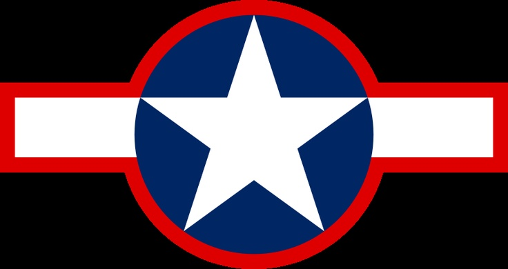 US Army Air Force Insignia (1943)  If I could go back to any point in time- it would be during WWII and I'd pull a Mulan to be in the Army Air Corps