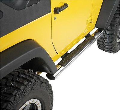 Aries 35800 Side Bars In Black For JeepR Wrangler JK 2 Door