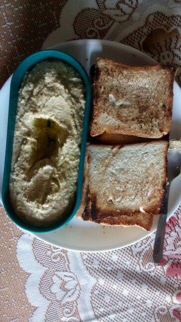 Hummus trial, gone bad