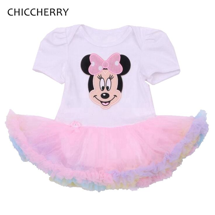 >> Click to Buy << Fantasia Minnie Lace Tutu Girls Dresses Summer 2017 Baby Girl Wedding Dress Vestido Cute Toddler Girl Clothes Infant Clothing #Affiliate