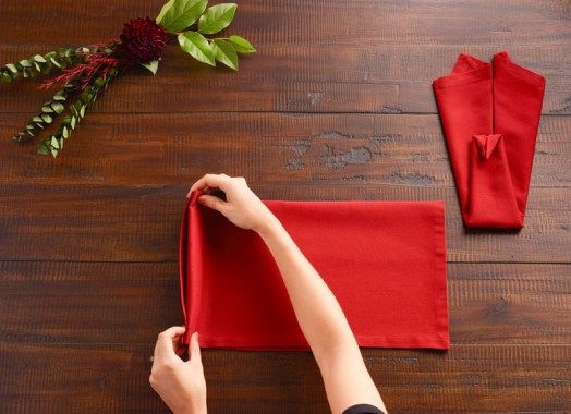 Thanksgiving Turkey Napkin Fold Tutorial - Discover, A World Market Blog