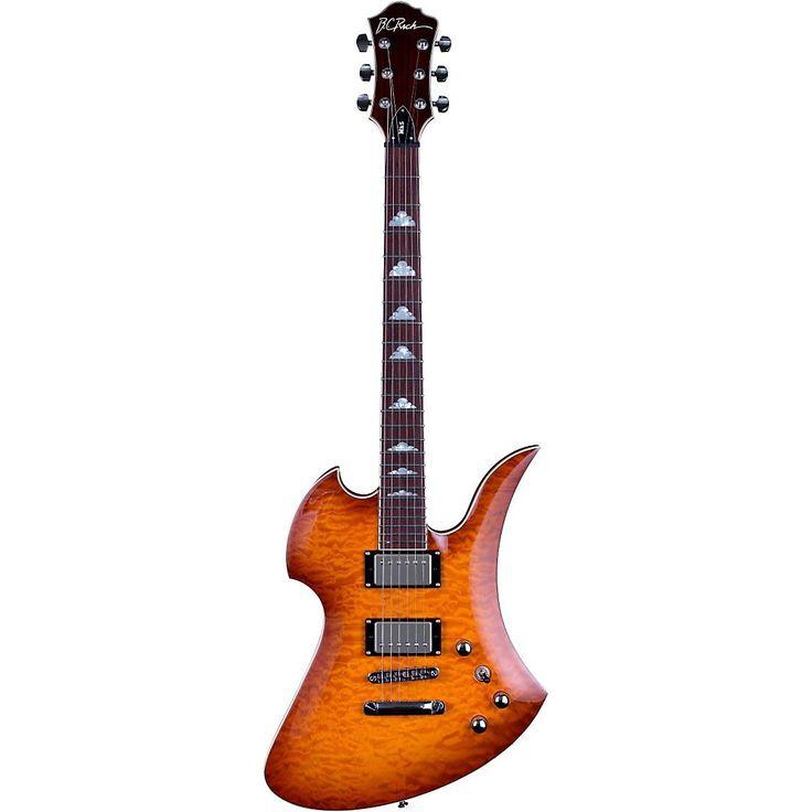 Bc rich mockingbird set neck electric guitar electric