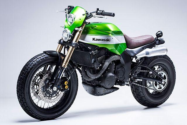 'Urban X' Kawasaki Ninja 650 – Smoked Garage | Pipeburn.com