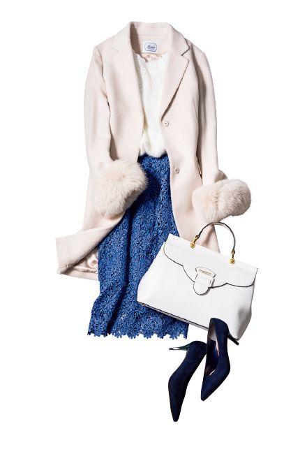 冬デートの風物詩とも言えるイルミネーションは、時間帯的に会社帰りに待ち合わせて見に行くパターンも多いはず。通勤服としてもデート服としても通用する可愛さが課題に。そこで悩みがちなイベントコーデの正解を、おしゃれ通のメンズたちに聞きました!