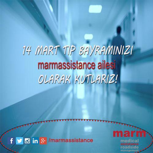 Tüm sağlık çalışanlarının 14 Mart Tıp Bayramı kutlu olsun.