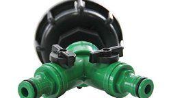 Multitanks - Sélecteur 2 voies pour cuve IBC 1000 litres