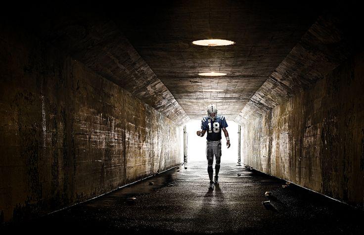 Peyton ManningCommercials Sports, Sports Photography, Football, Portraits Photographers, Sports Photos, Tim Tadder, Photography Art, Sports Portraits, Photography Ideas