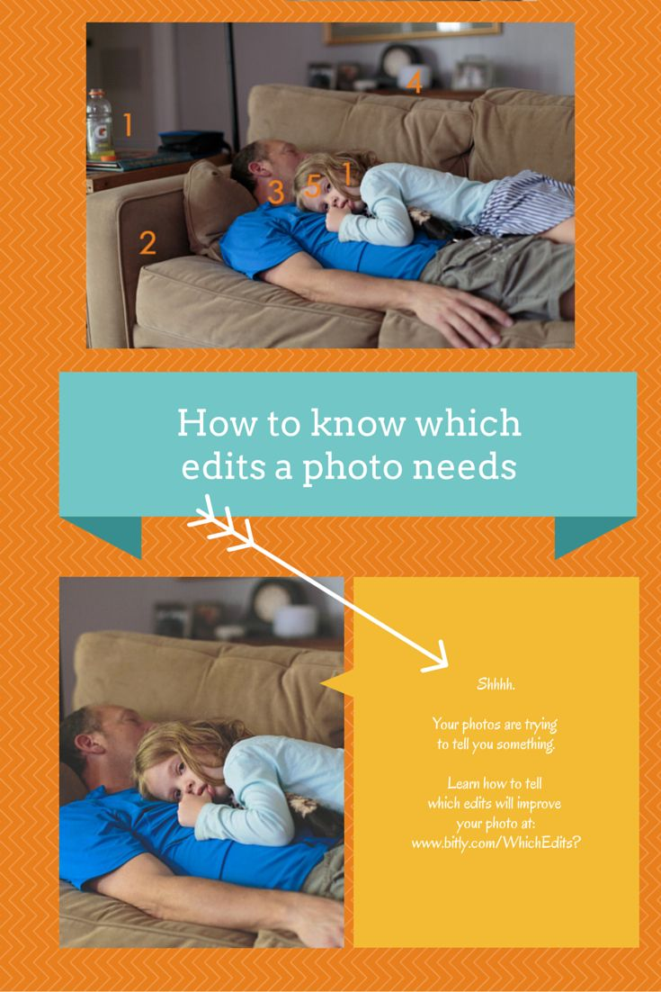 Do you ever wonder which edits your photo needs? Don't wonder - listen to the clues your photo gives you. This tutorial shows you how to find the clues and how to edit once you determine what needs to change.