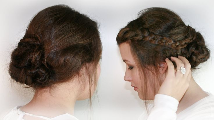 Bella Swan Wedding Hair | Tutorial
